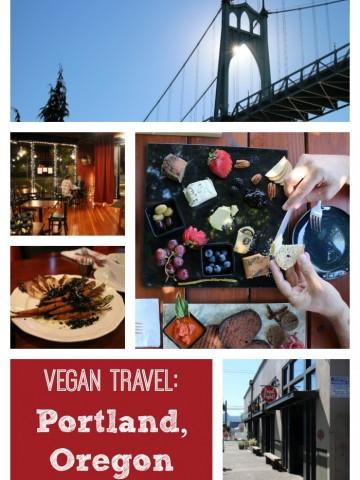Vegan Travel: Highlights from Portland, Oregon - Where to eat (so many vegan restaurants!), shop, & more | cadryskitchen.com