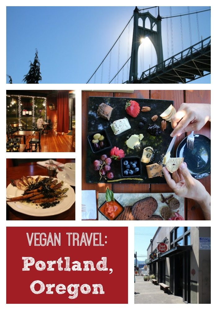Vegan Travel: Highlights from Portland, Oregon - Where to eat (so many vegan restaurants!), shop, & more | cadryskitchen.com