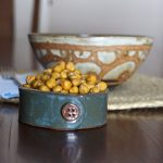 Easy Snack: Roasted Chickpeas