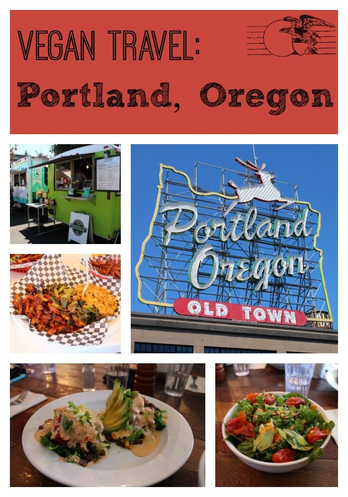 Vegan travel: Things to see, do & eat in Portland, Oregon. Homegrown Smoker, Harlow & More | cadryskitchen.com