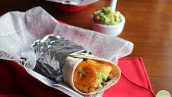 Plantain & black bean burritos - A deliciously savory & sweet indulgence | cadryskitchen.com #vegan