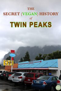 Vegan highlights in North Bend and Snoqualmie, Washington at the Twin Peaks Festival | cadryskitchen.com