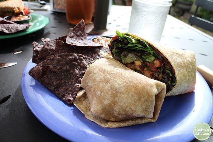 Dandelion Communitea Cafe: A vegetarian restaurant in Orlando, Florida   cadryskitchen.com