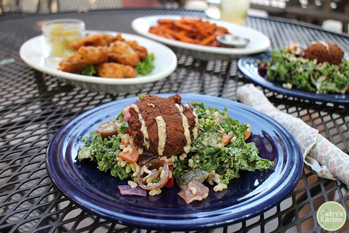 Vegan Iowa: Restaurants with vegan options in Des Moines, the Quad Cities, Iowa City, and more | cadryskitchen.com