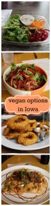 Vegan Iowa: Plant-based restaurant options across the state. Highlights from Des Moines, the Quad Cities, Iowa City, and more. | cadryskitchen.com