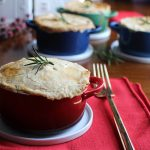 Mini vegetable pot pie: Perfect for the holidays