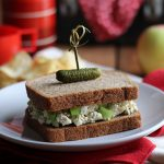 Vegan egg salad sandwiches: Lunch in a rush