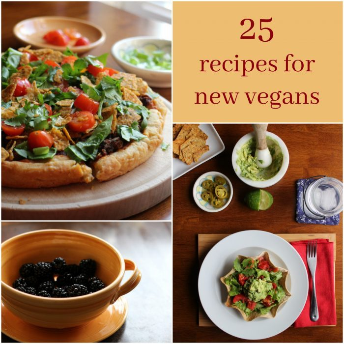 Is this the year you're going vegan? Here are 25 easy vegan recipes to get you started. | cadryskitchen.com