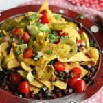 Swoon-worthy vegan nachos with cashew queso
