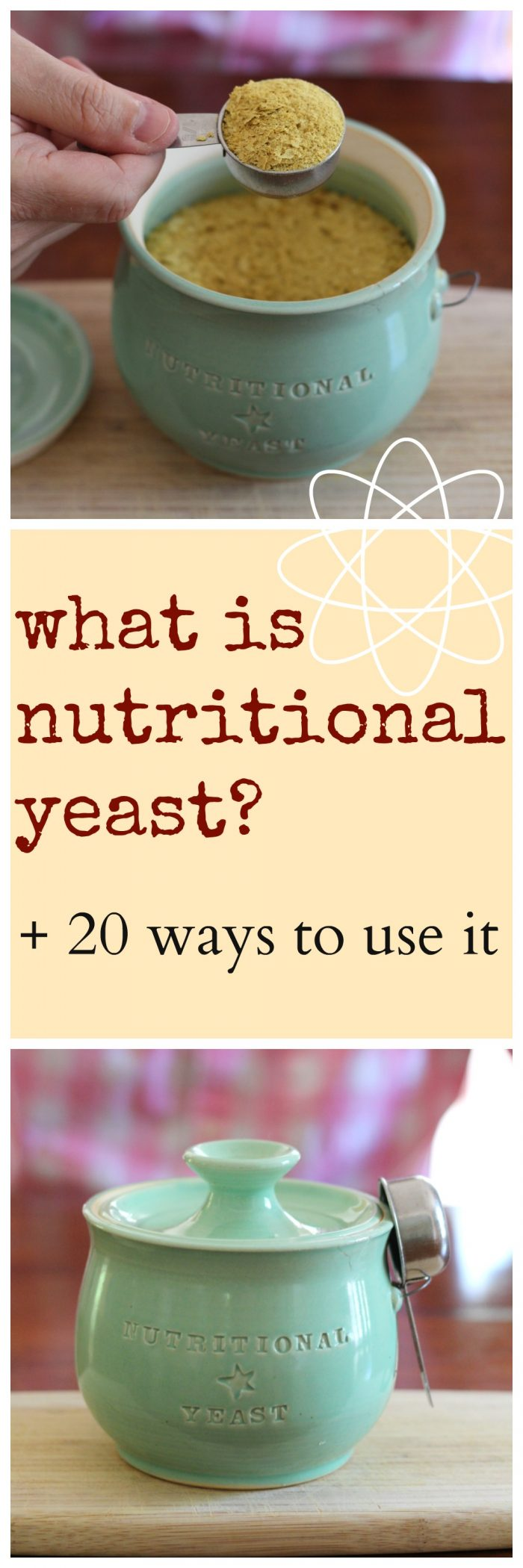 What is nutritional yeast? Plus, 20 ways to use it! All of the recipes are vegan & completely delicious. | cadryskitchen.com