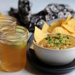 The best vegan chili cheese dip