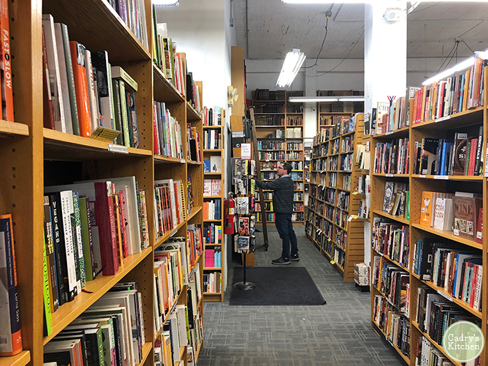 Magers and Quinn bookstore in Uptown Minneapolis.